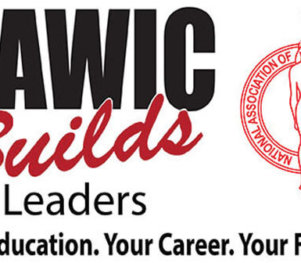 National Association of Women in Construction NAWIC - Joining Organizations Logo