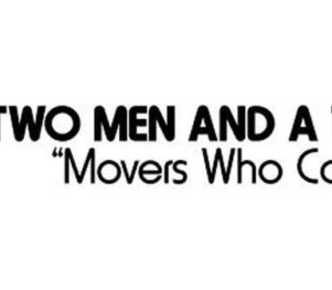 Two Men & A Truck Lincoln - Logo