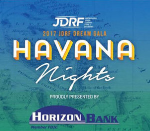 JDRF Dream Gala - Havanna Nights