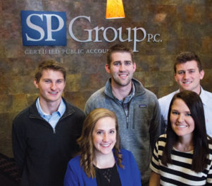 SP Group team photo