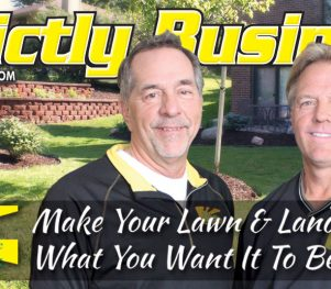 Ray's Lawn & Landscape - Cover Header 2017