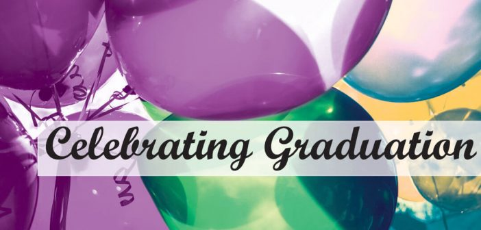 Celebrating Graduation in Lincoln, NE – 2017
