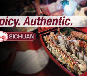 Ichiban Sichuan - Restaurant Expose - Header