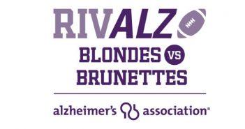 Alzheimer's Association - RivALZ Logo