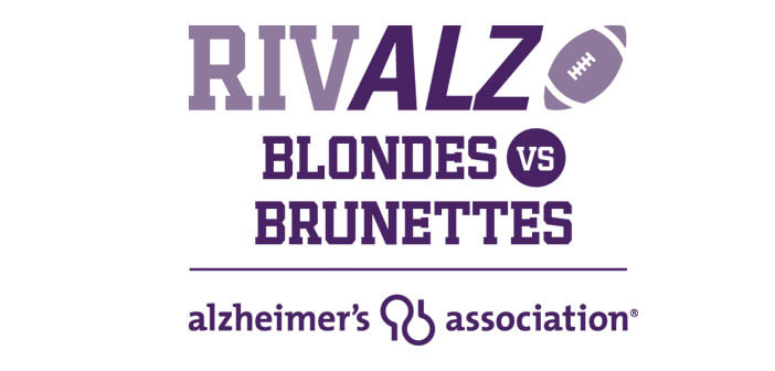 Alzheimer's Association - RivALZ Logo