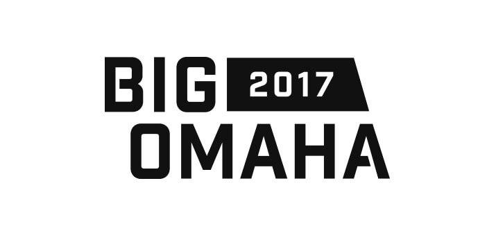 Big Omaha - Logo