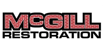 Logo - McGill Restoration