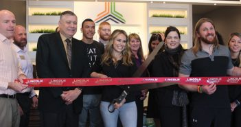 Eat Fit Go Lincoln - Ribbon Cutting Photo