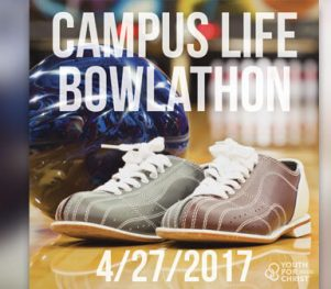 Youth for Christ Bowlathon Photo