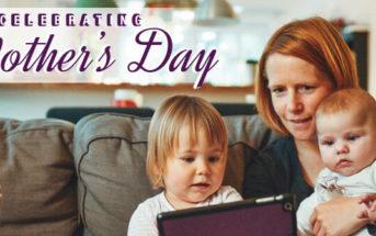 Header - Celebrating Mother's Day 2017
