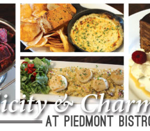 Header - Piedmont Bistro by Venue Restaurant Expose