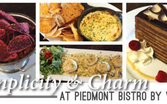 Header - Piedmont Bistro by Venue Restaurant Expose