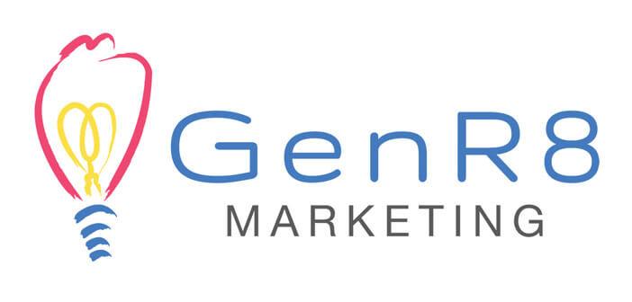 GenR8 Marketing-Logo
