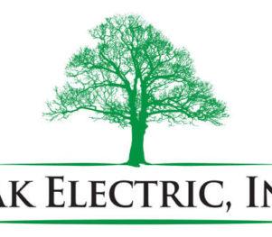 Logo -Oak Electric Inc.