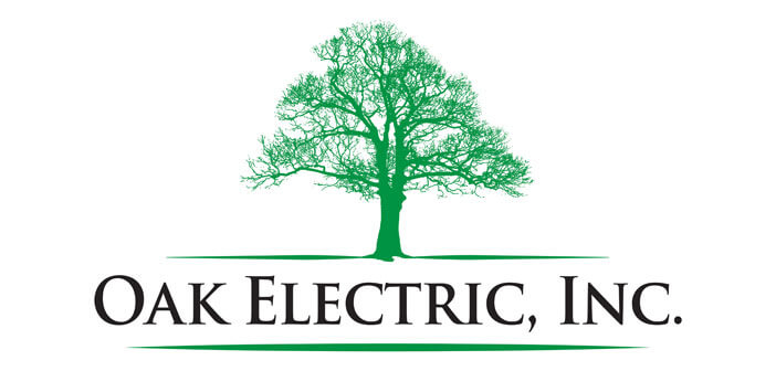 Logo -Oak Electric Inc.