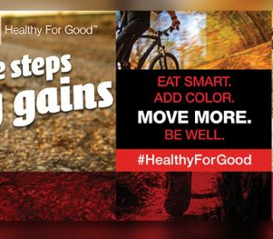 American Heart Association-Healthy for Good