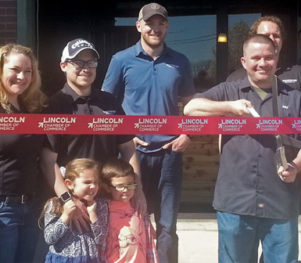 Backswing Brewing Company - Ribbon Cutting