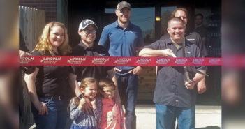 Backswing Brewing Company - Ribbon Cutting