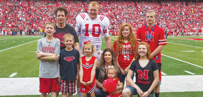 First National Bank - Husker Spring Game 2017