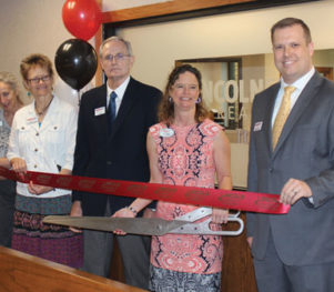 Lincoln First Realty - Ribbon Cutting Photo