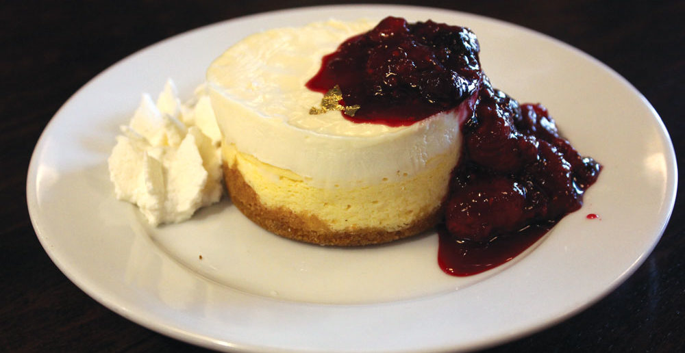 Photo - Piedmont Bistro by Venue - Panna Cotta Cheesecake
