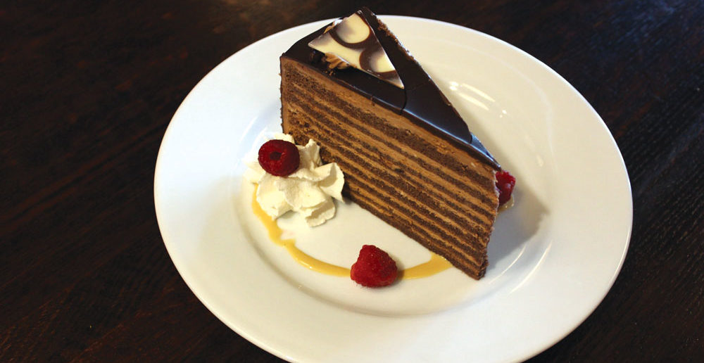 Photo - Piedmont Bistro by Venue - Chocolate Dobos Torte