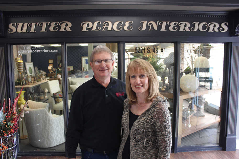 Photo - Sutter Place Interiors - Rick and Marcia Willet