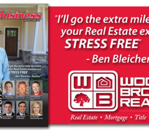 Ben Bleicher, Realtor - Woods Bros - Cover