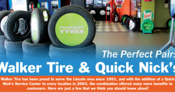 Walker Tire & Quick Nick's - Client Spotlight Header