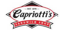 Logo - Capriotti's Sandwich Shop