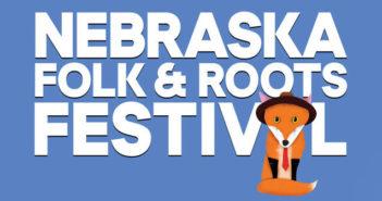2017 Nebraska Folk & Roots Festival - Logo