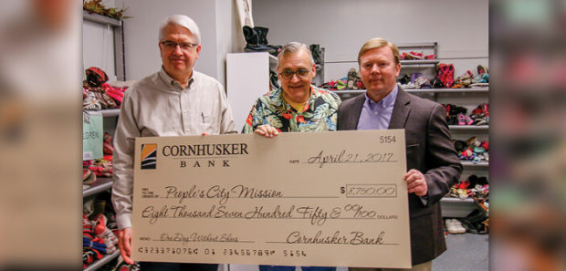 Photo-Cornhusker-Bank-One-Day-Without-Shoes