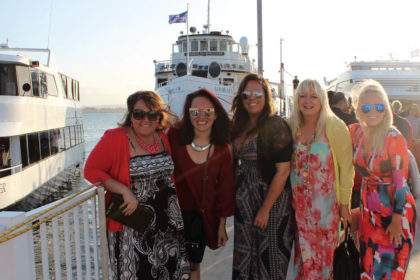Travel Series San Diego - Hornblower Cruises and Events