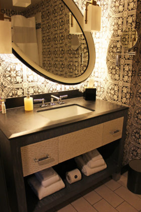 Destination San Diego - Kimpton Solomar Hotel - Bathroom