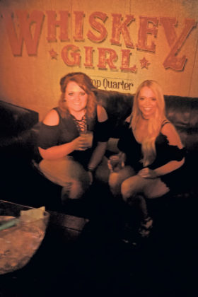 Travel Series Destination San Diego - Whiskey Girl Gaslamp Quarter