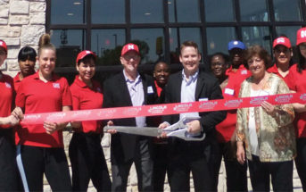 LNK Food Plaza Ribbon Cutting Photo