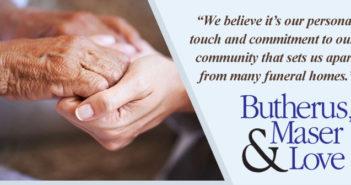 Header - Butherus, Maser & Love Funeral Home - Client Spotlight