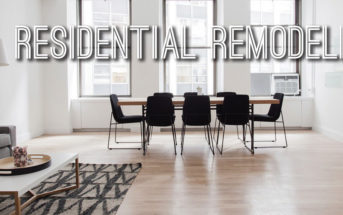 Residential Remodeling in 2017 - Header