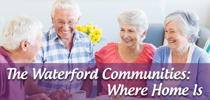 The Waterford Communities Header - Client Spotlight 2017