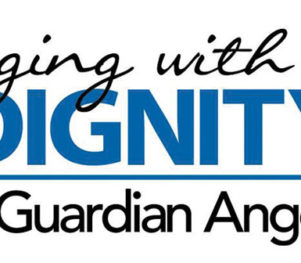 Aging with Dignity Guardian Angels - Logo
