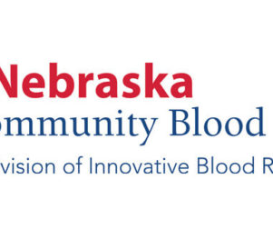 Nebraska Community Blood Bank Logo - Supporting Non-Profits in Lincoln, NE - 2017