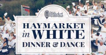 Lincoln Haymarket in White 2017