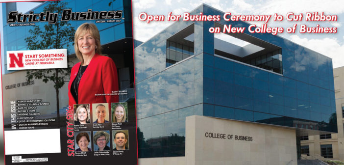 Cover - UNL College of Business Opens