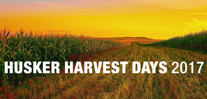 Header - Husker Harvest Days 2017