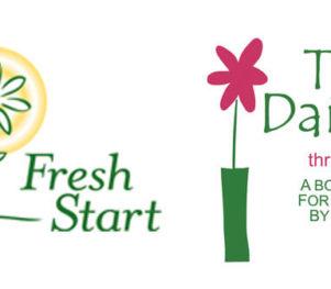 Logo- Fresh Start's The Daisy Thrift Shop