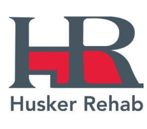 Husker Rehab - Logo