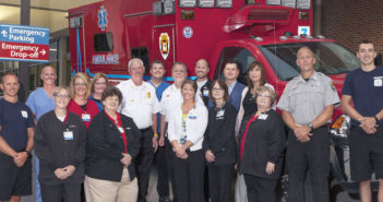 Bryan Medical Center Mission: Lifeline Gold Level Award Recipient