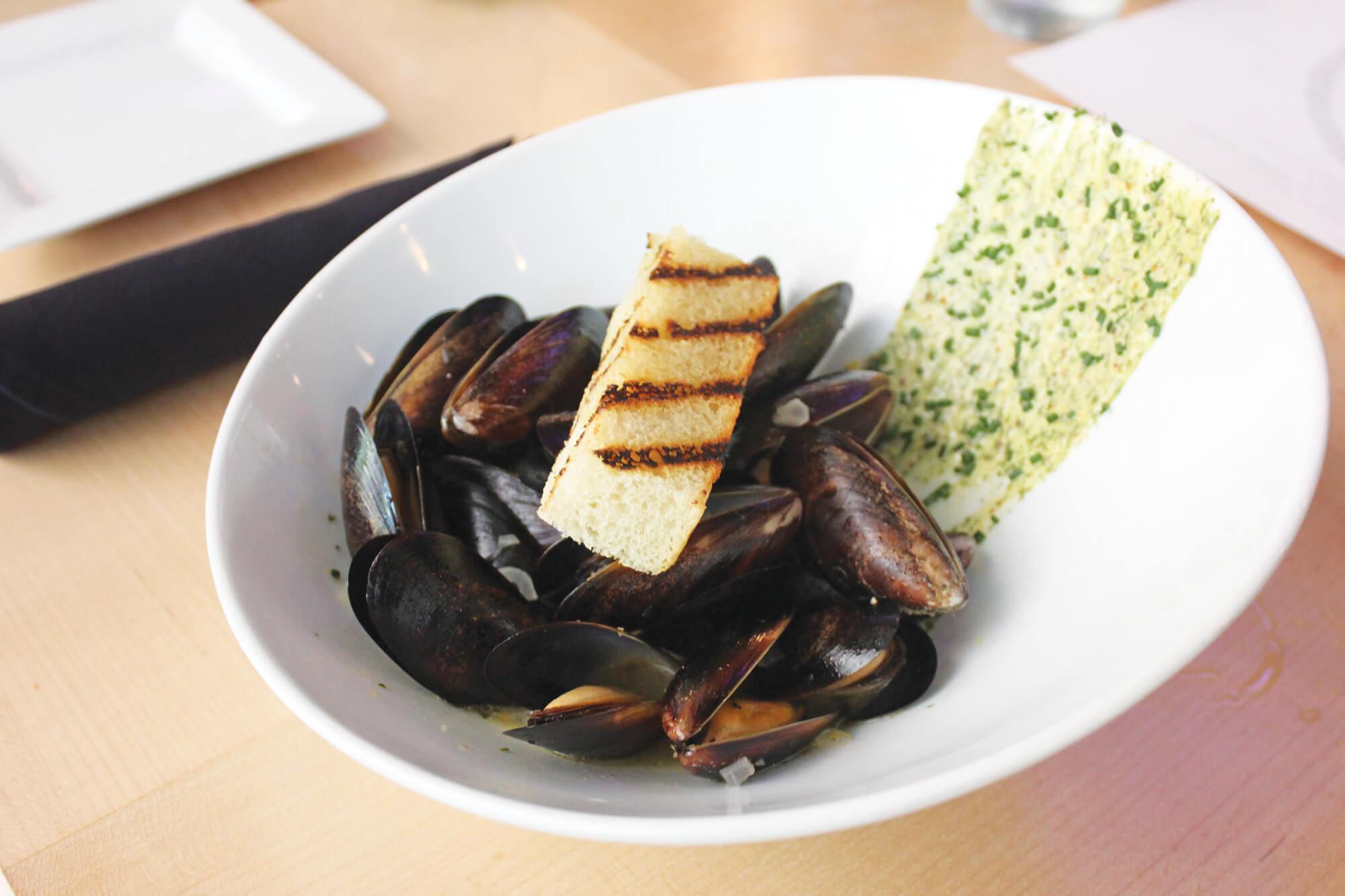 DISH - Restaurant Expose 2017 - Mussels