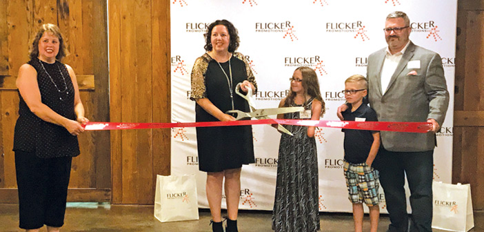 Flicker Promotions Open House & Ribbon Cutting
