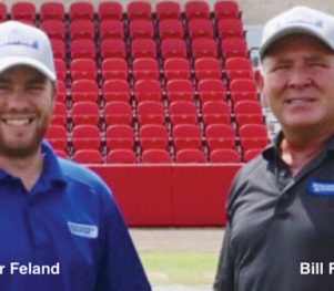 Heartland International Inc - Bill & Tanner Feland of Preferred Roofing Foam & Coating, Inc.